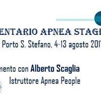 Argentario Apnea Stage