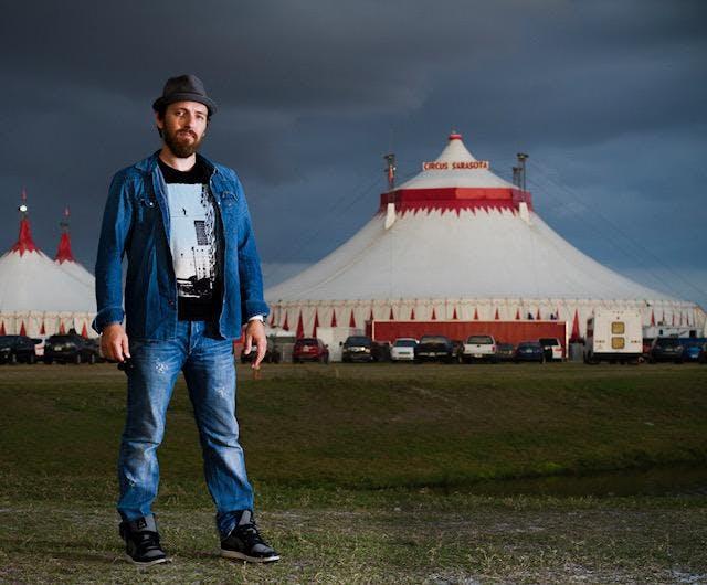 Tony Hernandez -- Circus Legends