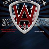 American Warrior Concert 2018