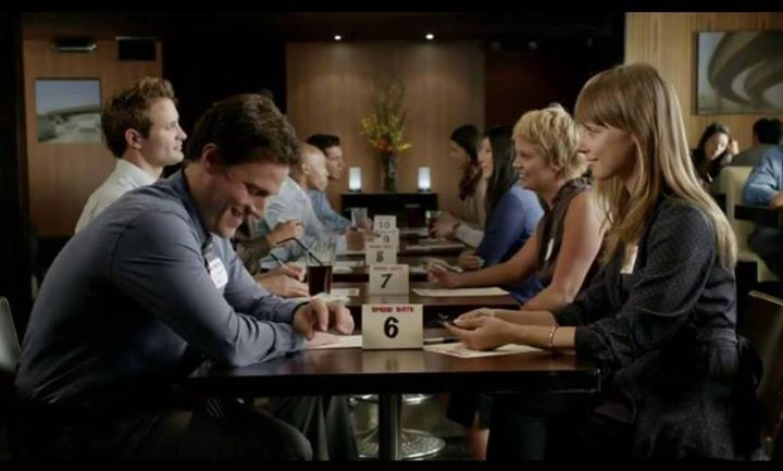Speed dating 3