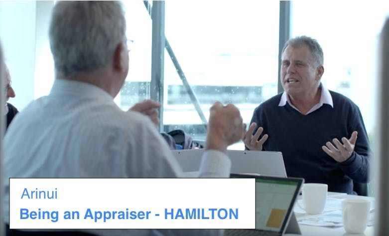 Registration for Being an Appraiser Workshop - 200  GST (Hamilton)