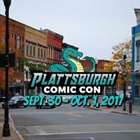 Plattsburgh Comic Con