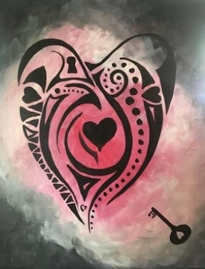 Paint Nite GR - TellTale Heart