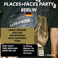 PlacesFaces Party Berlin