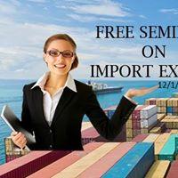 Free Seminar on Import Export