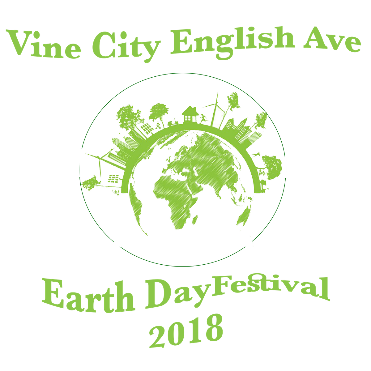 2019 3rd Annual Vine City English Ave  Earth Day Festival by National Black & Latino Council