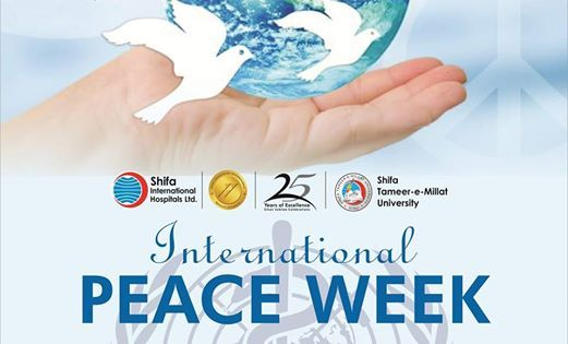 International Peace Week