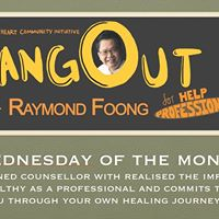 HANG OUT with Raymond Foong for the Help Professionals