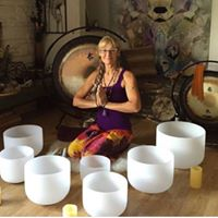 Guided Meditation with Gongs &amp Crystal Singing Bowl
