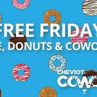 Free Friday Coffee Donuts and Coworking