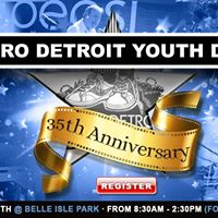 Volunteering with us at Metro Detroit Youth Day