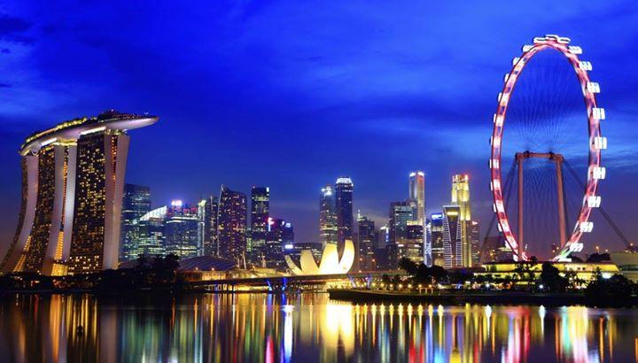 Mezzotono a Singapore