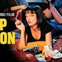 Movie Night - Pulp Fiction