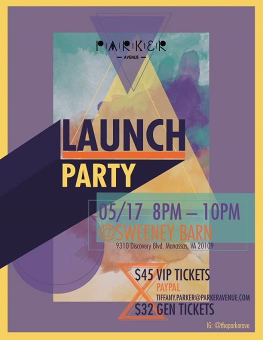 Parker Avenue Launch Party