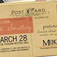 Mercer Opera Scenes from Hugh Smalling