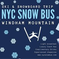 Windham Mountain SkiSnowboard Trip