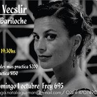 Seminario de tango con Constanza Vecslir