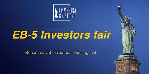 EB-5 Investors Fair  Get your US Green Card  Chennai