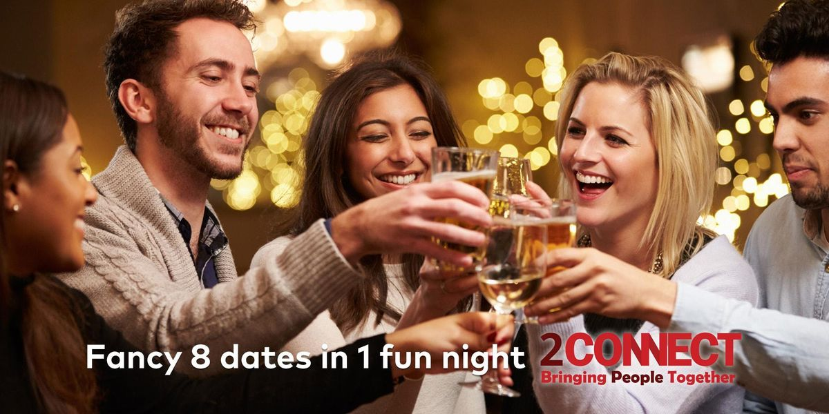 VALENTINES Speed Dating for the 35-45 Age Group