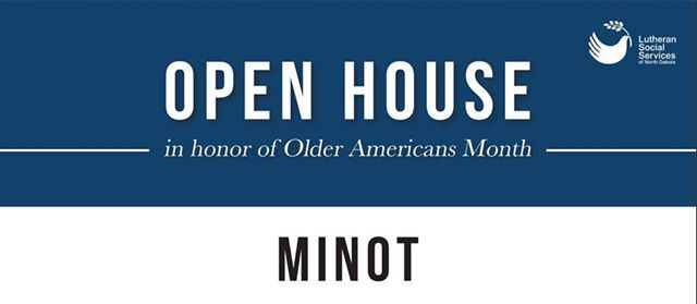 Minot - Senior Independence Open House
