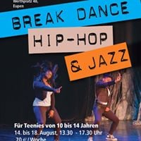 Break Hip Hop und Jazztanz fr Teenies