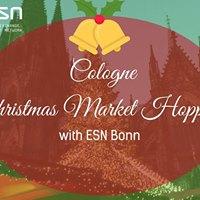 Cologne Christmas Market Hopping with ESN Bonn