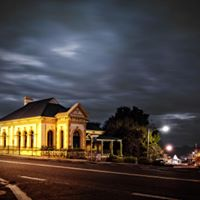 Night Photography in Millthorpe