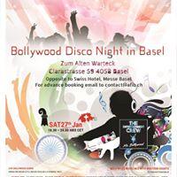 Bollywood Disco Night in Basel 2.0