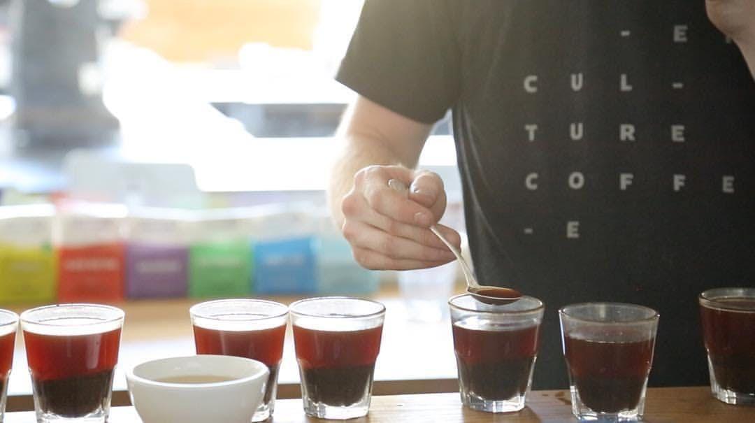 Tasting at Ten - Counter Culture Charleston