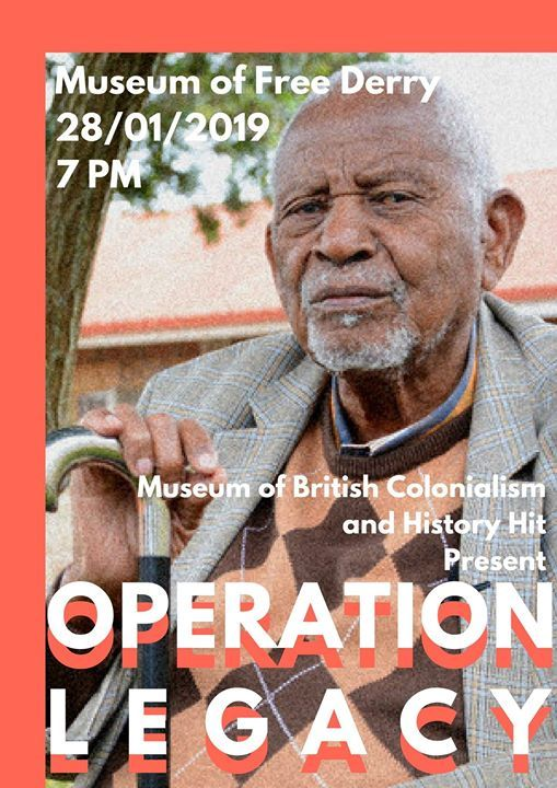 Operation Legacy- Museum of British Colonialism