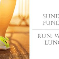 Sunday Funday Run Walk Lunch
