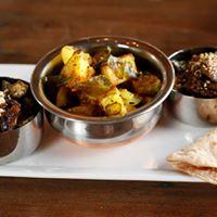 Vegetarian Thali Dinner