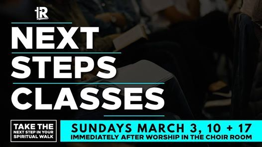 Next Steps Classes