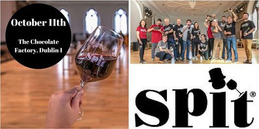 Spit2018 Essential Wine Event for Winelovers