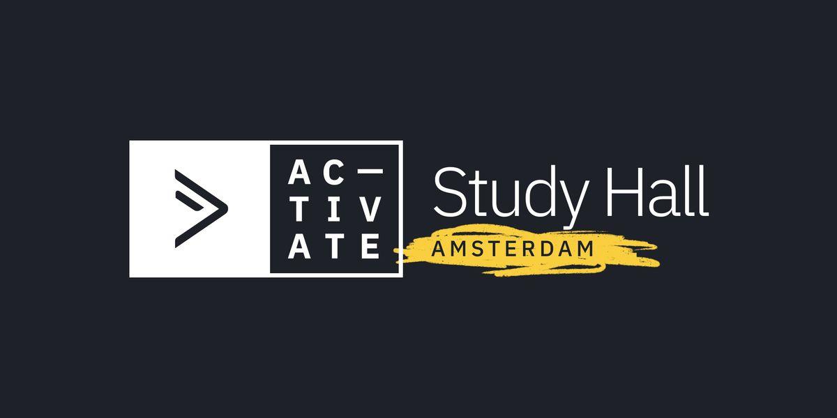 Activate Study Hall  Amsterdam