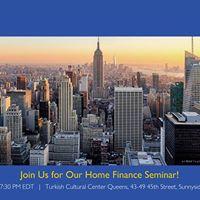 Islamic Home Finance Seminar - Sunnyside NY