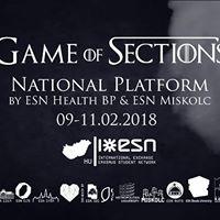 ESN Hungarys National Platform by ESN Health BP &amp ESN Miskolc