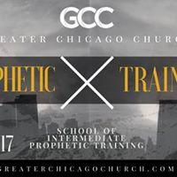 Intermediate Prophetic Training