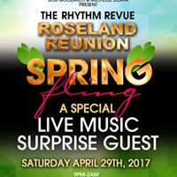 Felix Hernandez Roseland Reunion Spring Fling