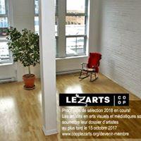 Coop Lezarts - Appel de candidature