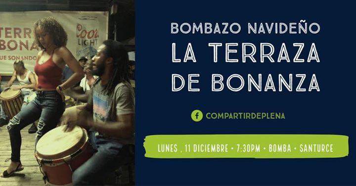 Bombazo Navideño At Bonanza El Chinchorro Salsero San Juan