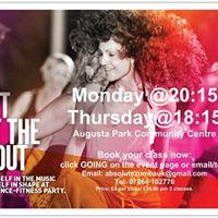 Absolute Zumba Augusta Park Monday 04.09.2017