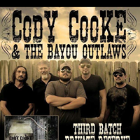 Cody Cooke &amp Bayou Outlaws live