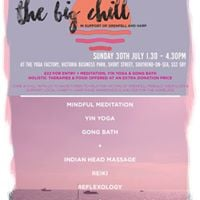 The Big Chill In Support Of Grenfell &amp Harp