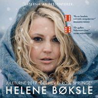 Julekonsert med Helene Bksle Steinkjer kirke