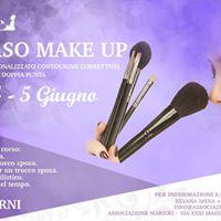 3 4 5 Giugno Corso Make up Sposa Stilistico Catania Marcri
