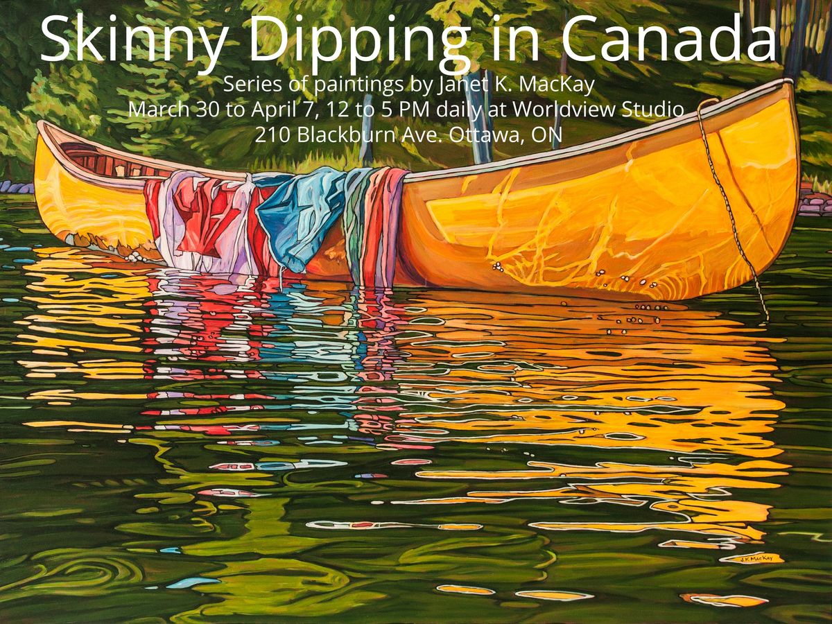 Skinny Dipping in Canada