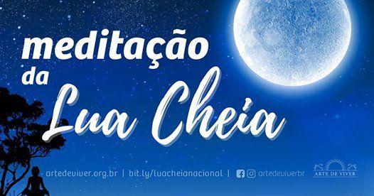 MG - Belo Horizonte - Meditao da Lua Cheia Nacional