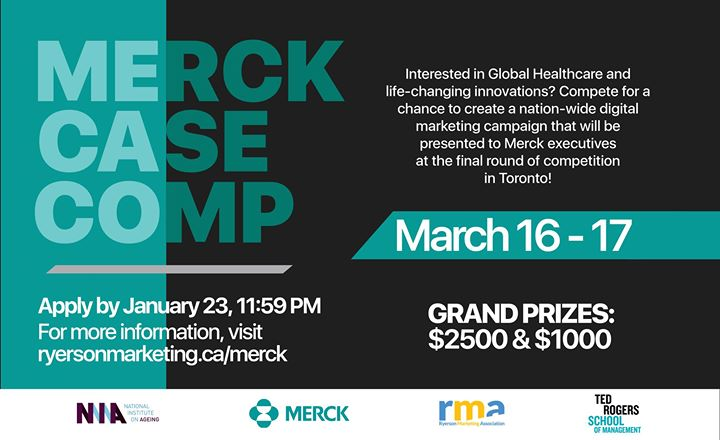 MERCK Case Competition
