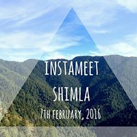 Instameet Shimla And Xplore Walk